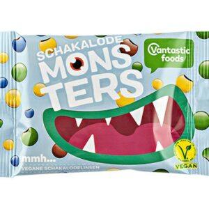 Schakalode Monsters suklaarakeet