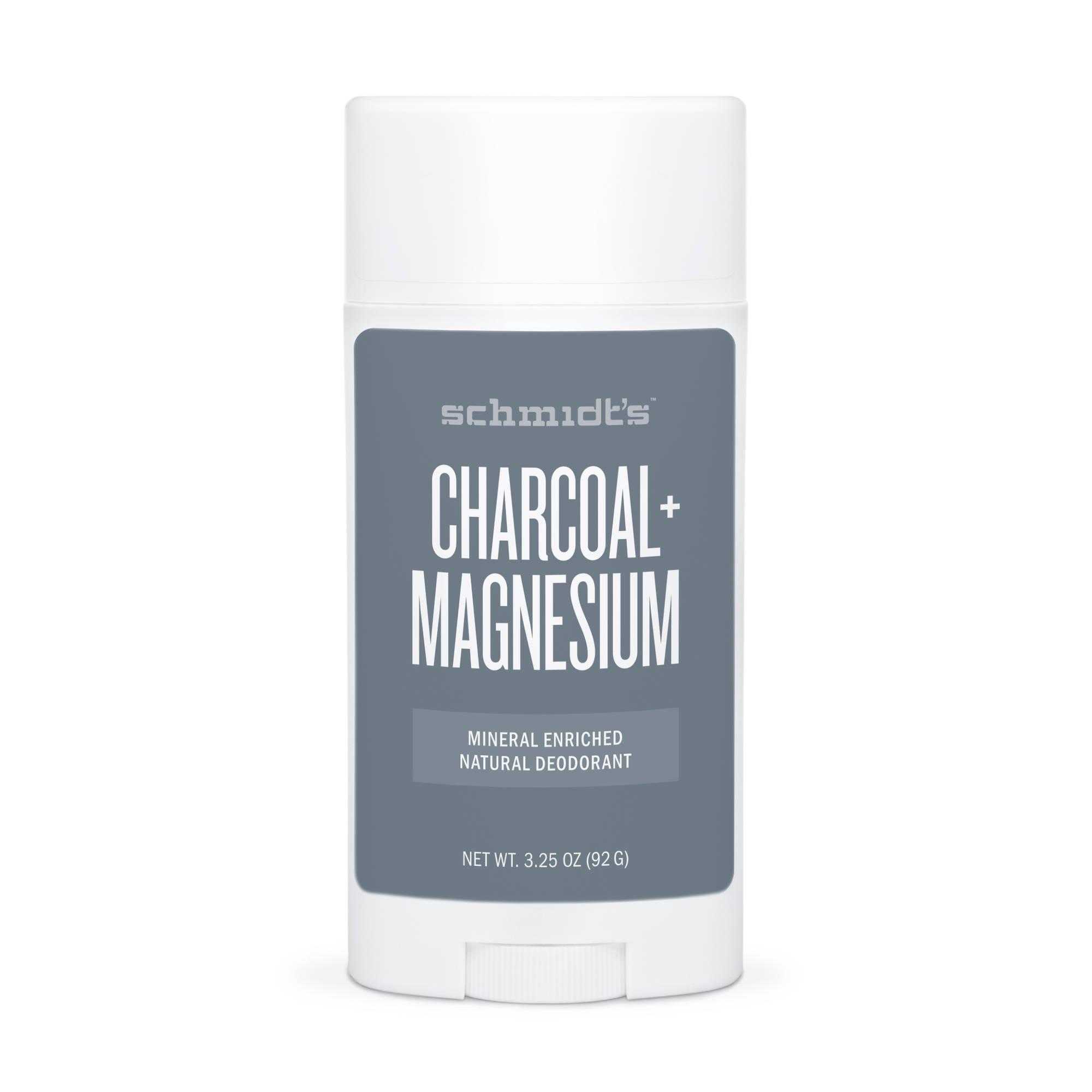 Schmidt's deodorantti charcoal