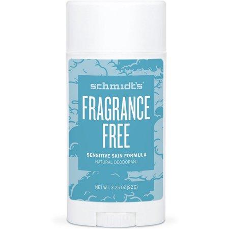 Schmidt's deodorantti tuoksuton