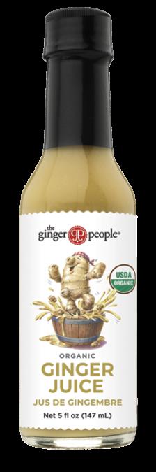 The Ginger People inkiväärimehu