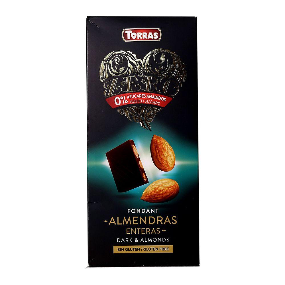 Torras Dark & Almonds