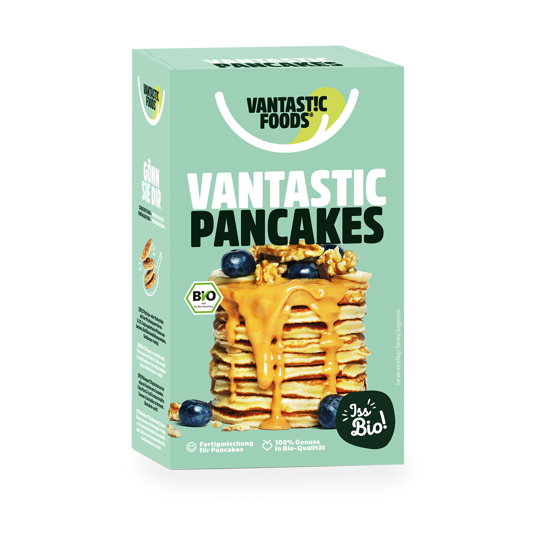 Vantastic Pancakes jauhoseos