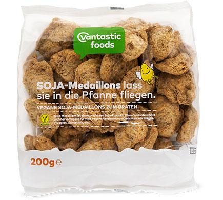 Vantastic Foods soijamedaljonki 200 g
