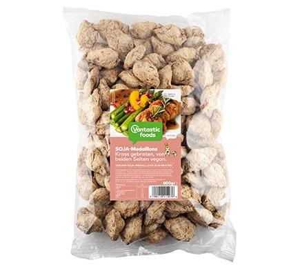 Vantastic Foods soijamedaljonki 800 g