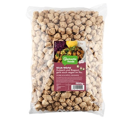 Vantastic Foods soijapalat 1,5 kg