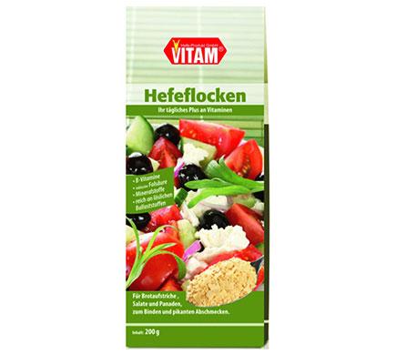 VitaM ravintohiivahiutale
