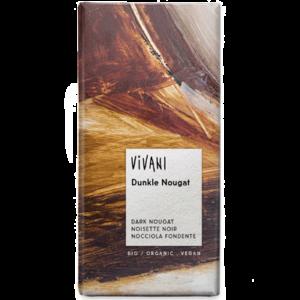 Vivani Nougat tumma suklaa