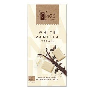 iChoc White Vanilla valkosuklaa